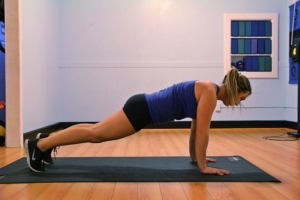 Plank fitness by Jaykayfit