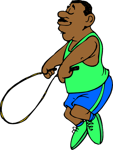 jumping rope fitness